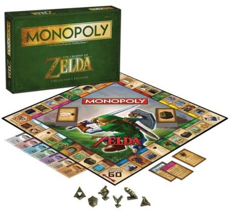 monopoly-zelda
