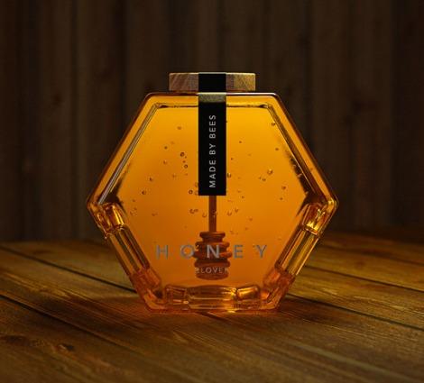 lovely-package-hexagon-honey-1